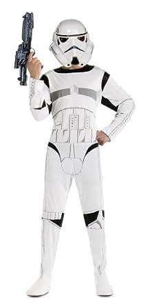 Rubie's Costume Star Wars Stormtrooper, White, X-Large Costume