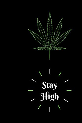 31hFdDw47RL - Journal: Stay High: Cannabis