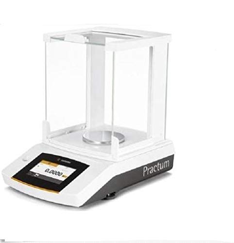 Sartorius Profesinal Weighing System Practum 224-1S Analytical Balance, 220 gram by 0.1 mg New Model TouchScreen