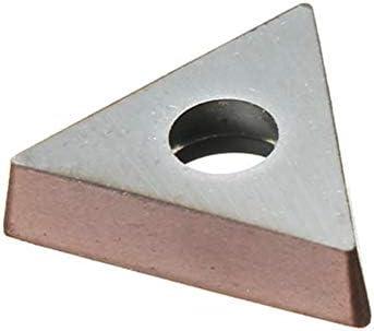 PIKA PIKA QIO Karbid-Einsätze Lathe Turning-Halter-Werkzeug-Einsätze 10pcs TCMT110204 VP15TF / TCMT21.51 VP15TF Drehwerkzeuge