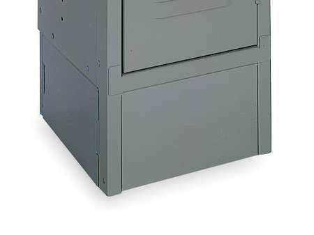 (Lyon DD5800-1 Closed Front Locker Base, 15