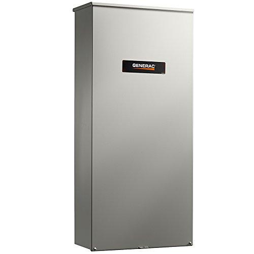 - Generac RTSW100J3 120/240-Volt 100-Amp 3-Phase Automatic Transfer Switch