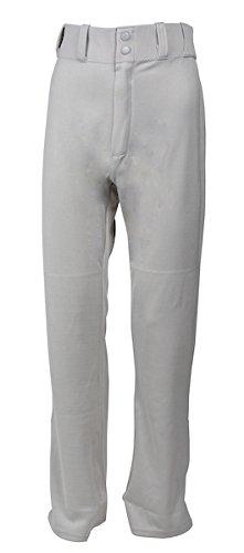 Athletic Heavyweight Belt (MARTIN SPORTS Heavyweight Belt Loop Baseball Pants Youth, Grey, X-Large)