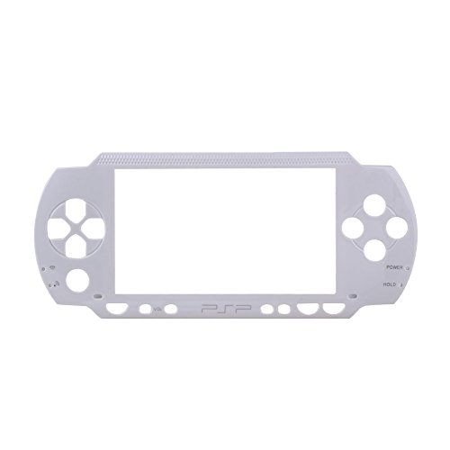 Haihuic Gamepad Game Machine Protective Housing Shell Case Cover Faceplate Set Replacement Repair For PSP 1000 Fat (Psp 1000 Screwdriver)