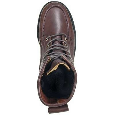 Filson Men's Brown Uplander 50115 USA-Made Water-Repellent Hunting Boots by Filson