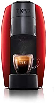 Cafeteira Espresso, Lov, 110V, Vermelha, Três Corações