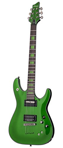 - Schecter 221 Kenny Hickey Signature C-1 EX Artist Series Solid-Body Electric Guitar