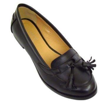 Zapatos Mocasines Negros Secretaria Mujer Cómodos - No se aplica, 41: Amazon.es: Zapatos y complementos