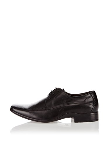 Front Zapatos derby Ryton Negro EU 47 (UK 13)