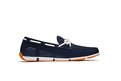 SWIMS Men's Breeze Loafer for Pool and Summer - Navy, 11 by SWIMS