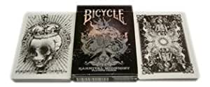 Baraja Bicycle Karnival Midnight (US Playing Card Company)