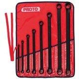 Proto - 8Piece Black Oxide Box Wrench Set - 12 Pt. (J1100MB)
