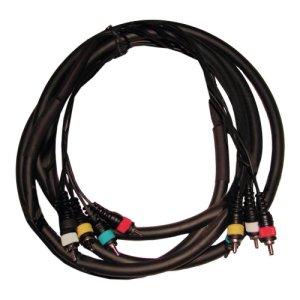 Loom 4-Way RCA/Phono Audio Wiring Multicore