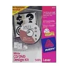 Avery 5691 CD/DVD Label Kit