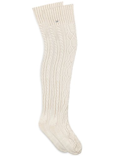 ugg174-womens-slouchy-speckle-thigh-high-sock