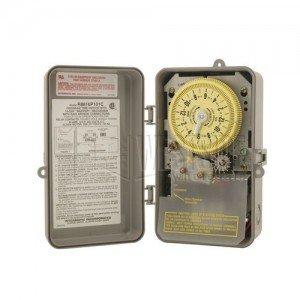 Intermatic timer 240v 3hp dpst sprinkler for Intermatic sprinkler timer motor