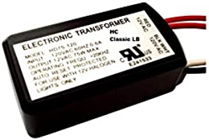 150 watt step down transformer 120 volt to 12 volt for use 12 Volt Plug in Transformer