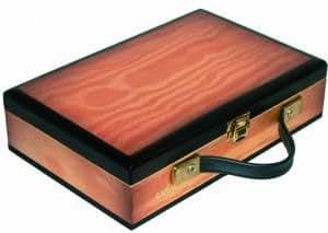 Amazon.com: Estuche castañuelas de madera: Musical Instruments