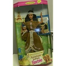 American Indian Barbie American Stories Collection Collector Edition [Toy]