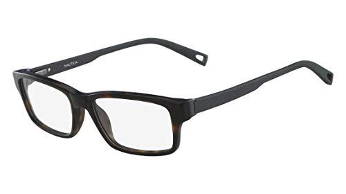 Óculos Nautica N8127 206 Tartaruga Escuro Lente Tam 55