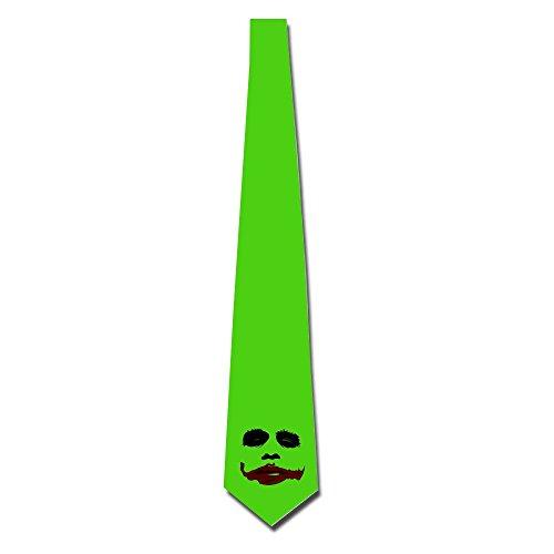 YI Own Men's Funny The Joker Neckties Ties Skinny Tie