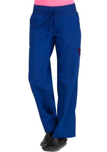 Peaches Uniforms Women's Comfort Scrub Pant (Galaxy, MD Petite) (Peaches Comfort Scrub Pant compare prices)