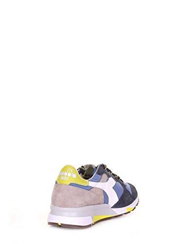 sneakers uomo diadora heritage trident 90c sw camoscio blu Blu