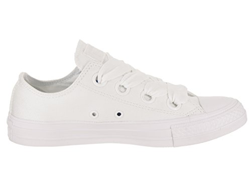 Converse Dames Chuck Taylor All Star Grote Oogjes Ox Casual Schoen Wit / Wit / Wit