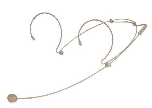 Nady HM-10 Headmic Series Headworn Omni-Directional Condenser Microphone with 3.5mm Phono Plug (Black)