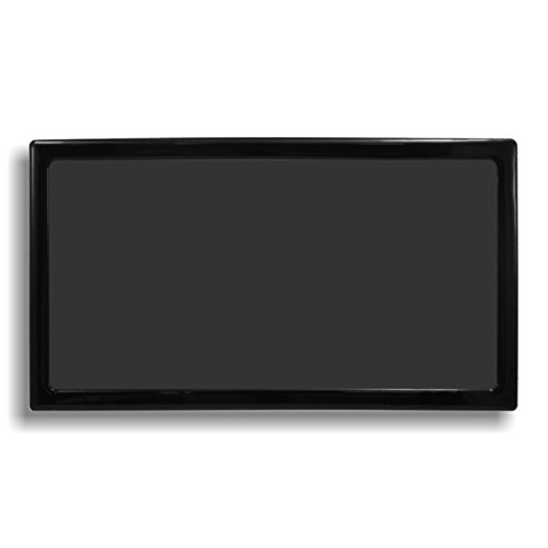 DEMCiflex Dust Filter for Corsair Carbide 300R, Side, Black Frame, Black Mesh by DEMCiflex