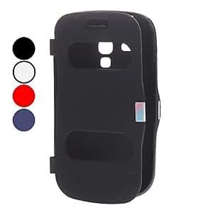 conseguir Color sólido funda protectora TPU para Samsung Galaxy S3 I8190 Mini (colores surtidos) , Púrpula