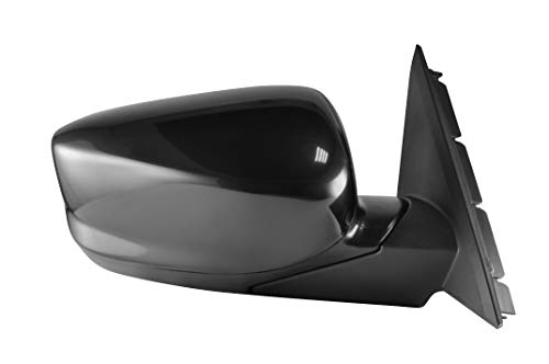 Passenger Side Unpainted Heated Side View Mirror for 2008-2012 Honda Accord