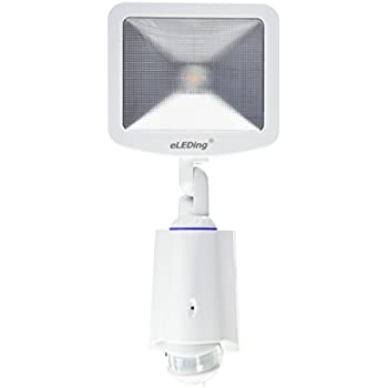 Led Dusk To Dawn Outdoor Lighting 8w Cree 28wh Li Poly