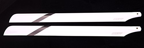 GarttGT450 325mm Fiber Glass Main Blades 325mm fits 450 helicopter