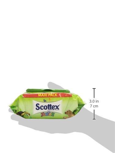 Scottex Junior Papel Higiénico Húmedo - 80 Unidades: Amazon.es: Amazon Pantry