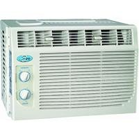 Perfect Aire PAC5000 5000BTU Window Air-Condidioner, For Room Size 10 x 15, 150 SqFt