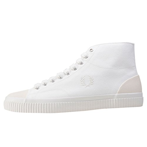 Fred Perry Hughes Mid Hommes Baskets