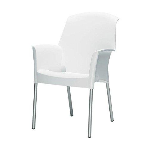Ideapiu Idea sillas Bar 4, sillas de Polipropileno Reforzado ...