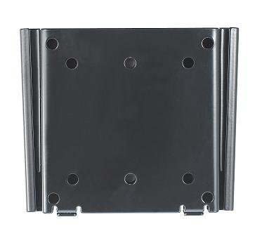 "Mount World 1059 LCD Flat Wall Mount bracket for 15"" to 24"" LCD LED Monitor VESA 75x75 100x100 SONY Samsung Vizio RCA Philips DYNEX Emerson Insignia Toshiba LG Panasonic Element Magnavox SHARP"