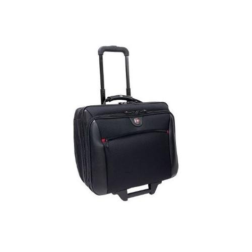 Briefcases Double Gusset - POTOMAC from SwissGear by Wenger Computer Double Gusset Rolling Case
