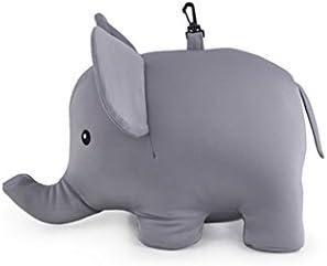 Nackenkissen Elefant.Zip Flip Nackenkissen Elefant Von Kikkerland Kuscheltier Kinder