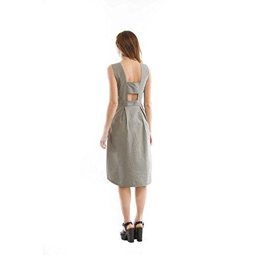 Zergatik Vestido Mujer SENIA Khaki