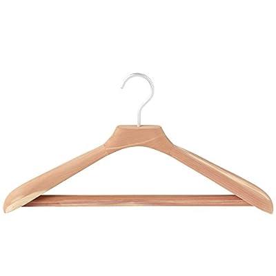 Red Cedar Hangers A Men's Suit Coat Hanger