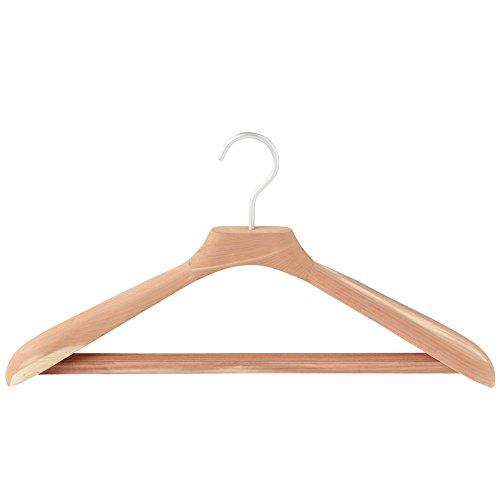 - SE7VEN Red Cedar Hangers A Men's Suit Coat Hanger