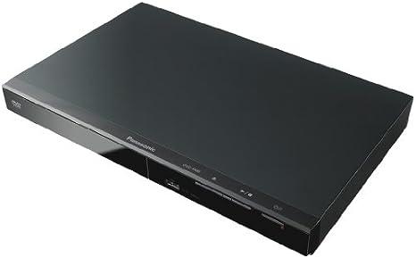 Panasonic Dvd S500eg K Eleganter Dvd Player Multiformat Wiedergabe Mit Xvid Mp3 Und Jpeg Usb 2 0 Schwarz Heimkino Tv Video