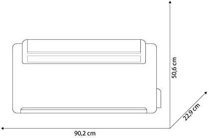 Olimpia Splendid 01052Climatiseur fixe sans unité extérieure unique Inverter 12HP avec pompe de chaleur, puissance 2.7kw