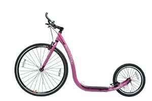 FootBike Track Bike - Pearl Pink