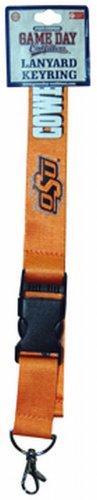 - NCAA Oklahoma State Cowboys Keychain Lanyard