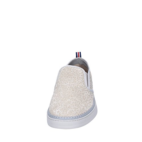 Moccasins 11 Gray Man Beige EU US 44 Loafer Leather Suede BRIMARTS xSTqXpnT
