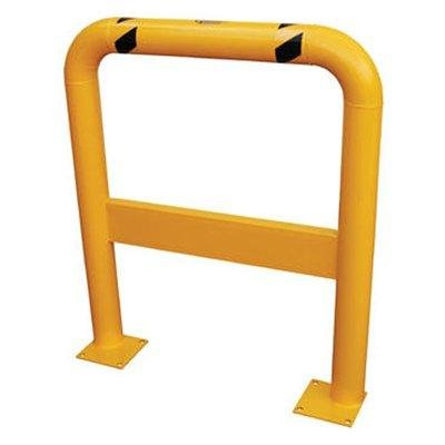 Heavy Duty Pallet Racks (Vestil HDPRG-42 Heavy Duty Pallet Rack Guard, Yellow)